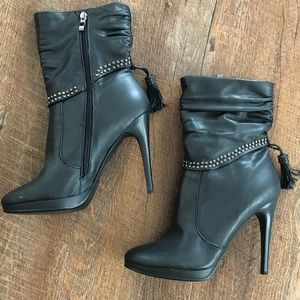 💋Sexy Black Boots